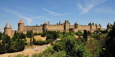 Maison Matisse Carcassonne (50km): connue pour sa forteresse médiévale