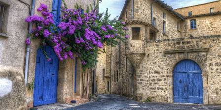 Maison Matisse Pézenas (70km) : small art town frequented by Molière