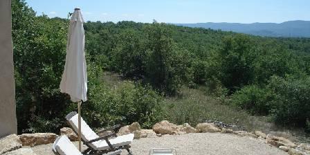 La Lézardière Solarium gîte l'olivier