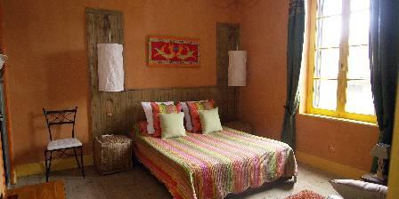 Chambre d'hotes Villa Limonade > chambre Tangérine