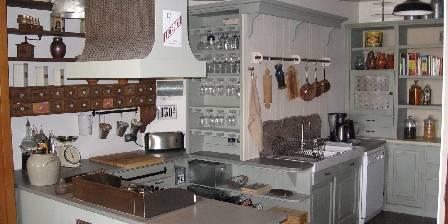 Chambre d'hotes Villa Limonade > la cuisine de la Villa