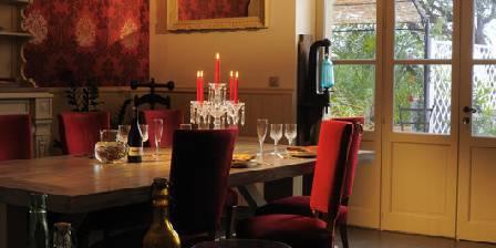Chambre d'hotes Villa Limonade > salle à manger