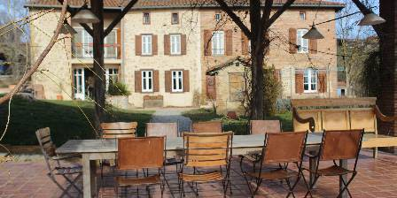 Chambres d'hôtes La Ferme de Maurel à Le Fossat