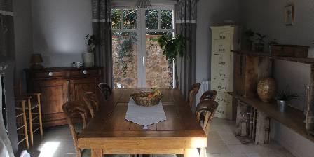 Chambre d'hotes La Ferme de Maurel > Table d'hôtes