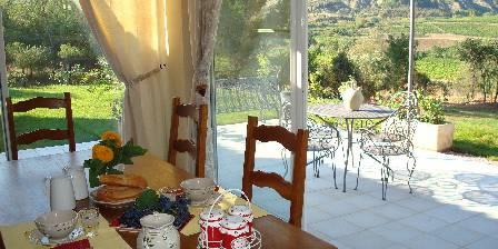 Chambre d'hotes Domaine Marselan > Petit déjeuné