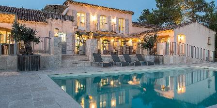 Maison Bertine BATISSE vue piscine