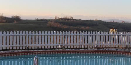 La Ferme de Maurel Piscine sécurisée autour et dans le bassin