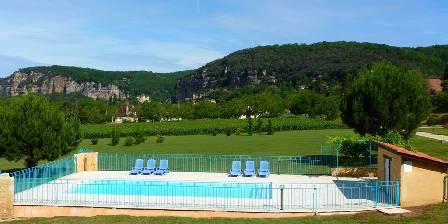 Gîtes du Village en Périgord La piscine