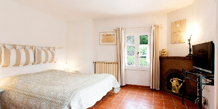 Domaine La Provenç'âne Chambre 1