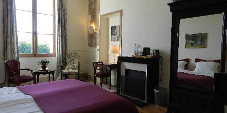 Villa Vallière Chambre Adolphine