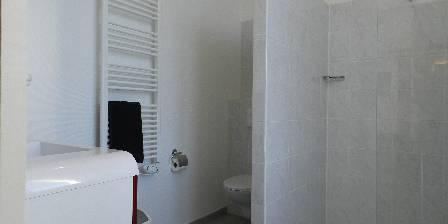 Villa Vallière Salle d'eau