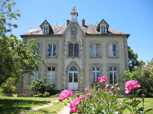 bed & breakfast Creuse - Villa Vallière