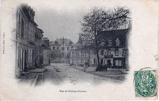 Ancien Vallière