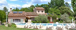 Bed and breakfast Chambres D'hotes Domaine de La Garrigue
