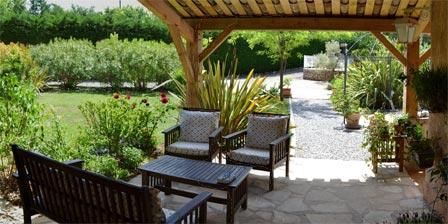 Chambres D'hotes Domaine de La Garrigue Vacances en chambres d'hôtes sous le soleil du Midi