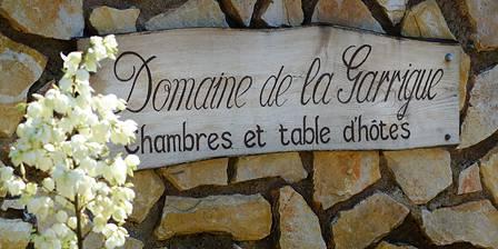 Chambres D'hotes Domaine de La Garrigue Tout naturellement, les chambres d'hôtes Domaine de la Garrigue