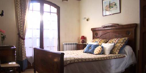 Chambres d'hôtes Lou Pennequet Domaine de la Garrigue