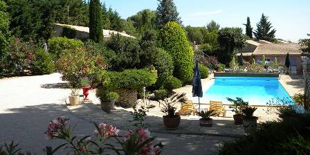 Bed and breakfast Mas des Petits Loups > Piscine