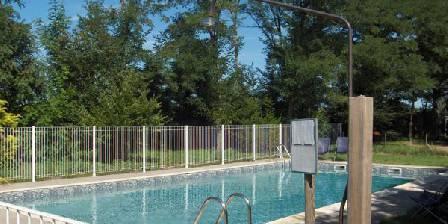 Domaine du Bourg Notre piscine