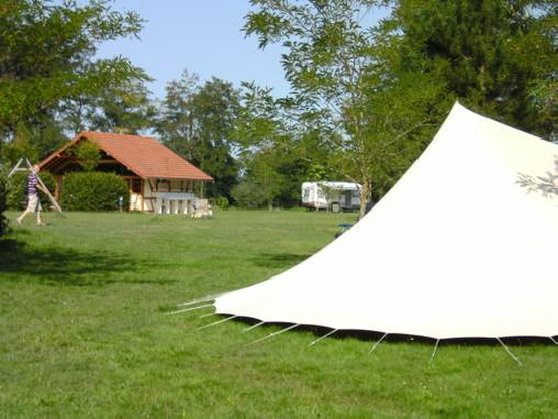 bed & breakfast Allier - Mini camping