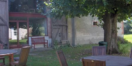 Domaine du Bourg Notre court