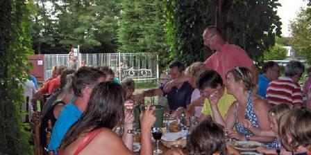 Domaine du Bourg Table d'hôte