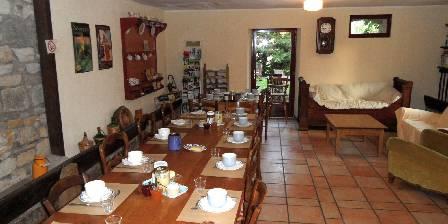Domaine du Bourg Petit déjeuner