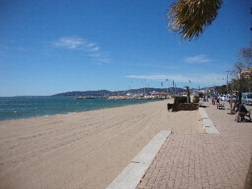 plages de Fréjus