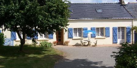Gîtes de Kernejeune Location Vacances Gîte 4/6 pers Morbihan piscine