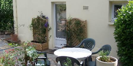 Gîtes de Kernejeune Terrasse Chambre d'Hôtes en location morbihan