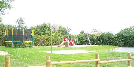 Gîtes de Kernejeune Aire de jeux pour les petits et les grands