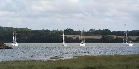 Gîtes de Kernejeune L'estuaire de la Vilaine, le moustoir, Arzal