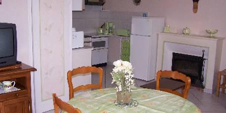Gîtes de Kernejeune Location gite de France cuisine salon , Morbihan Arzal
