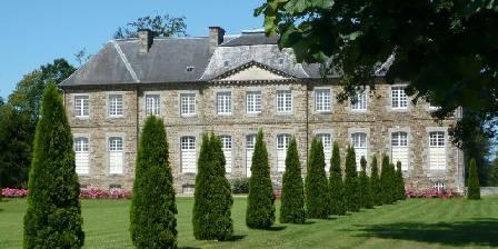 Chateau de Percy Façade côté Est