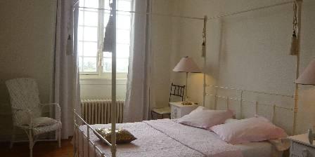 Chateau de Percy Chambre Berthe