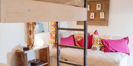 Clos des Coustoulins Le Cabanis: chambre des enfants