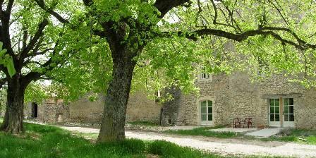 Château de La Gabelle Chambres d'hotes Mont-Ventoux au printemps