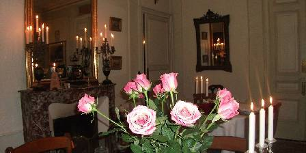 Chambre d'hotes Château de Belle-vue > La table d'hotes