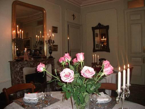 Chambre d'hote Vendée - La table d'hotes