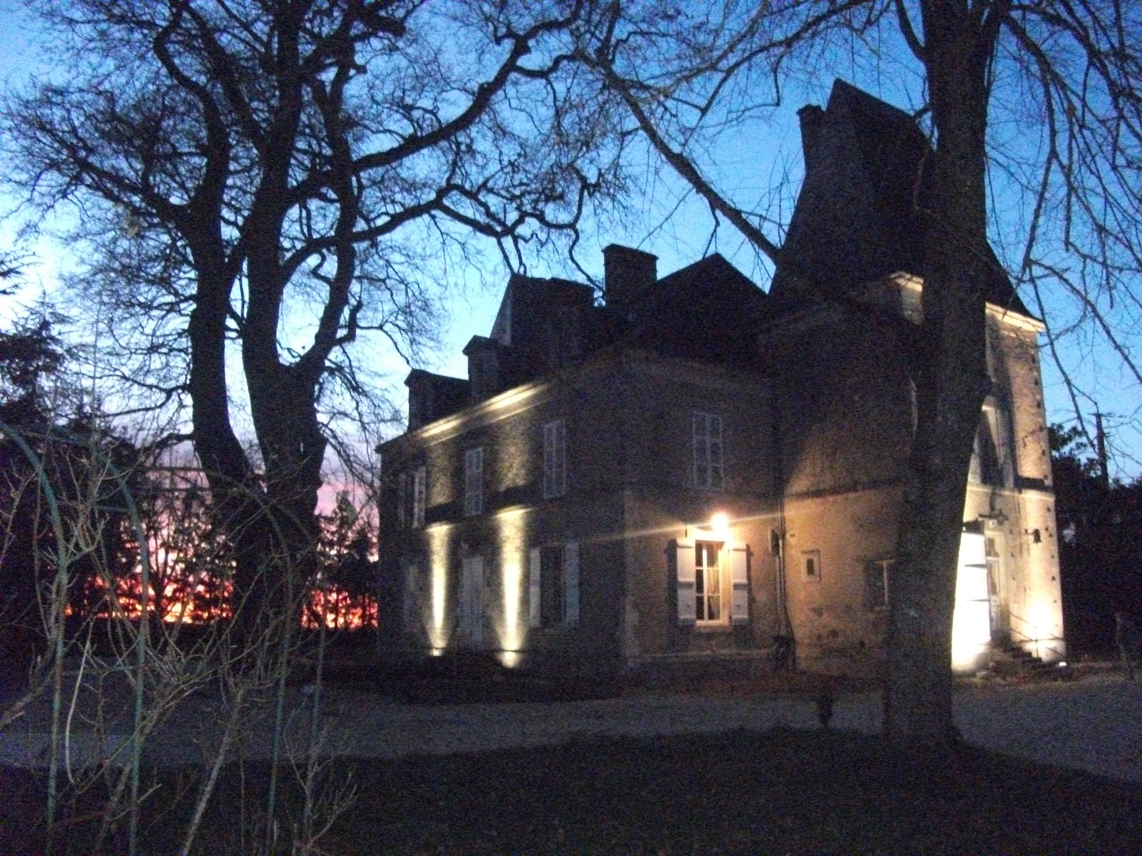 Ch teau de belle vue une chambre d 39 hotes en vend e dans - Chambre d hote chateau thierry ...