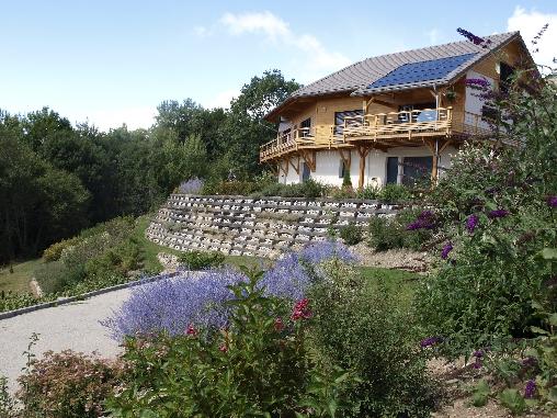 Chambre d'hote Hautes Alpes - notre chalet