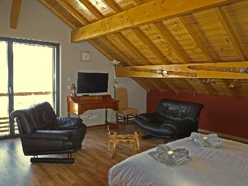 Chambre d'hote Hautes Alpes - Chambre chaillol