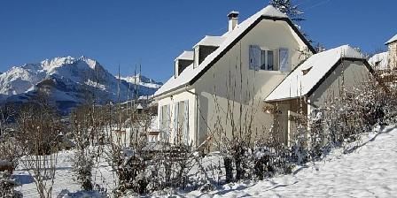 Gîte des Moulins Gîte des Moulins sous la neige