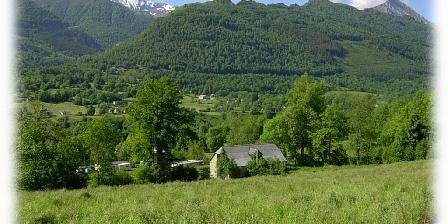 Gîte des Moulins Vue sur la vallée d'Estaing