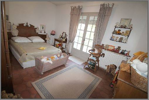 Chambre d'hote Gard - chambre Ourson