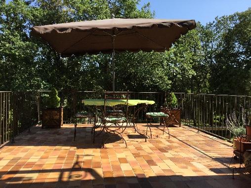 Chambre d'hote Gard - Repos à l'ombre