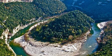 Portail des Oliviers Gorges d' Ardèche
