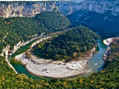 gorges d' Ardèche