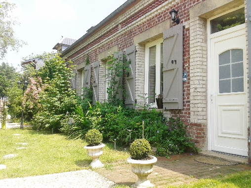 Chambre d'hote Seine-Maritime - Chambre Bovary