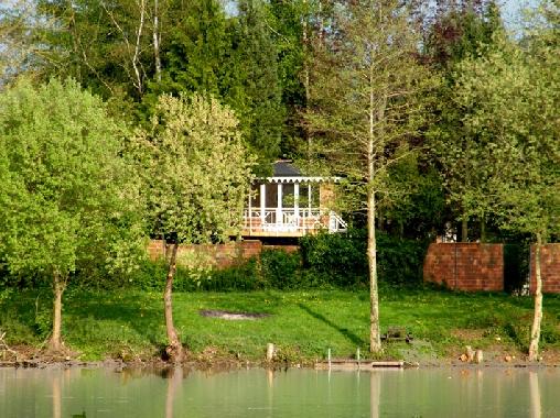 chalet coté lac